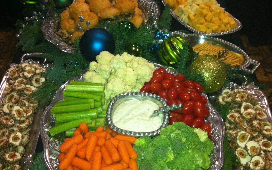 Neil's Catering - Vegetable Platter