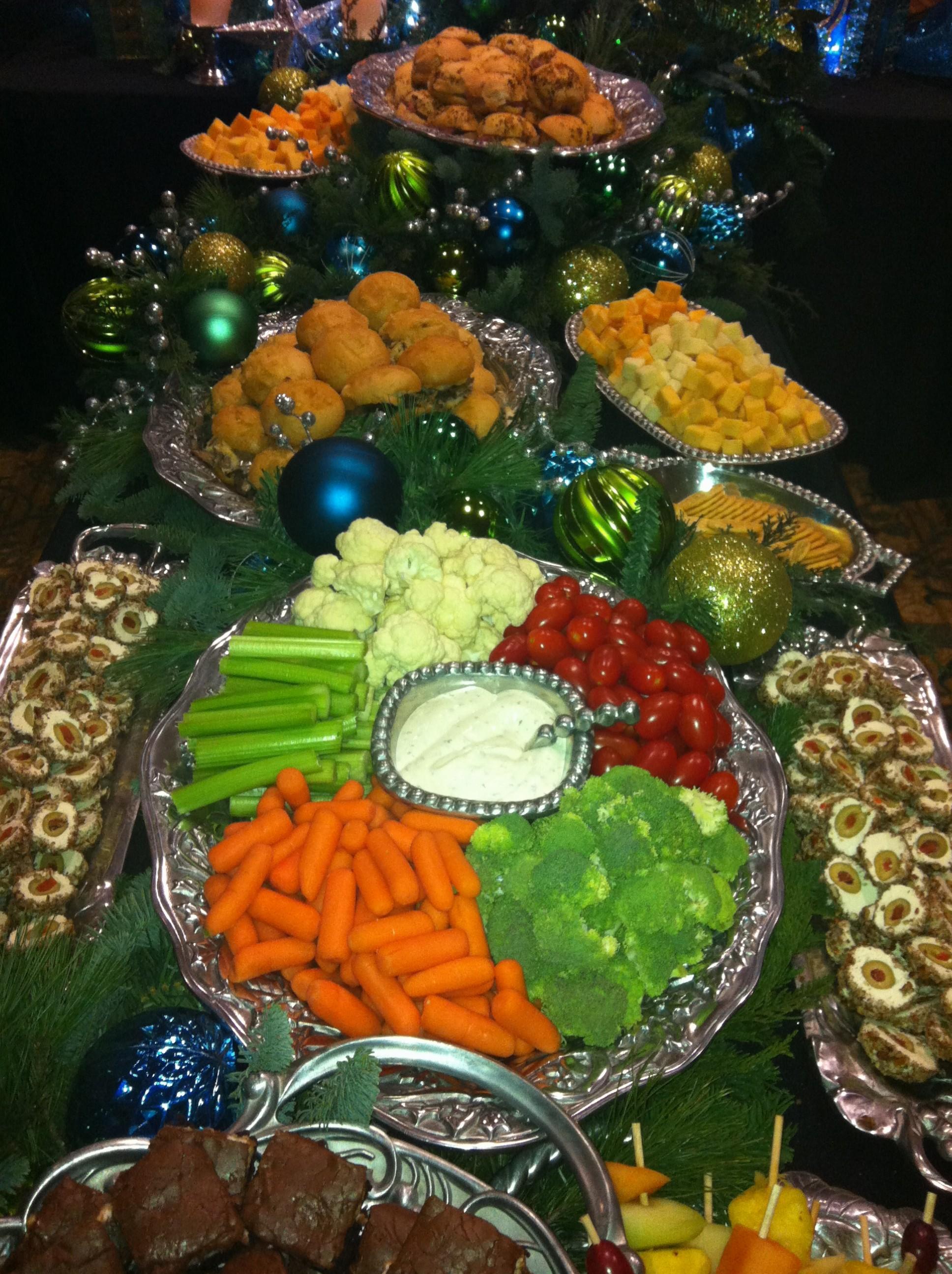 Vegetable Platter Catering