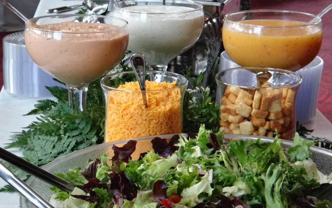 Neil's Catering - Salad Vinaigrettes