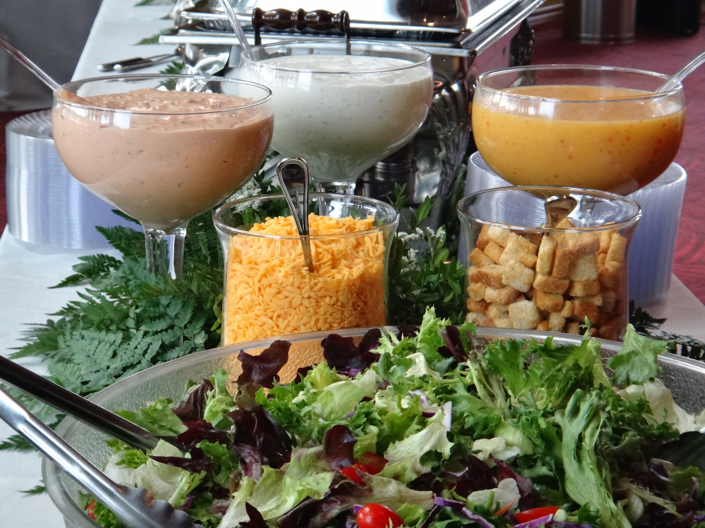 Salad Bar Catering