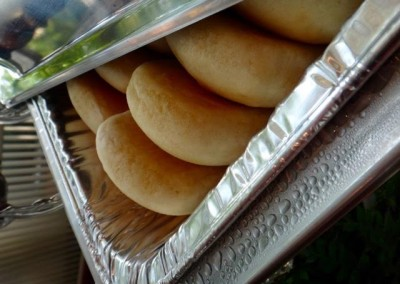 Catering of Bread Rolls