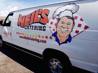 Neil's Catering Van