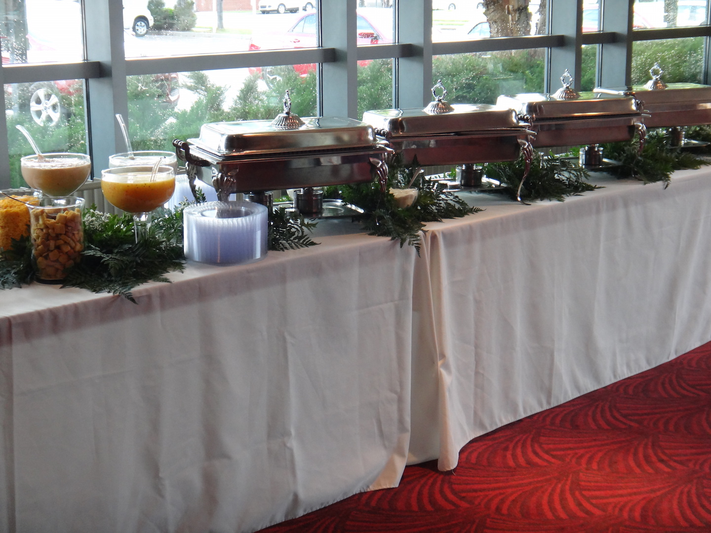 Neil's Catering - Buffet Dish