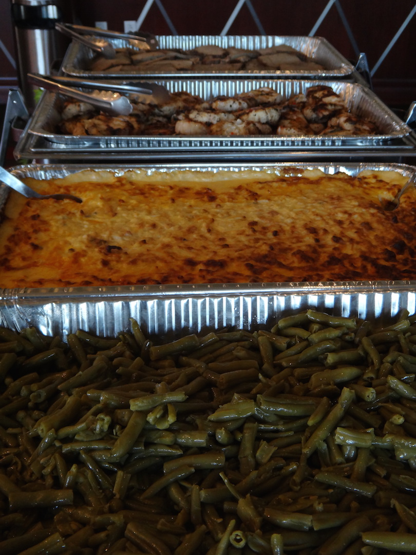 Assortment of Food Catering