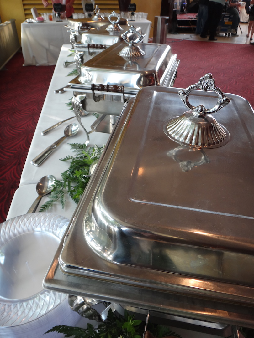 Stainless Chafer